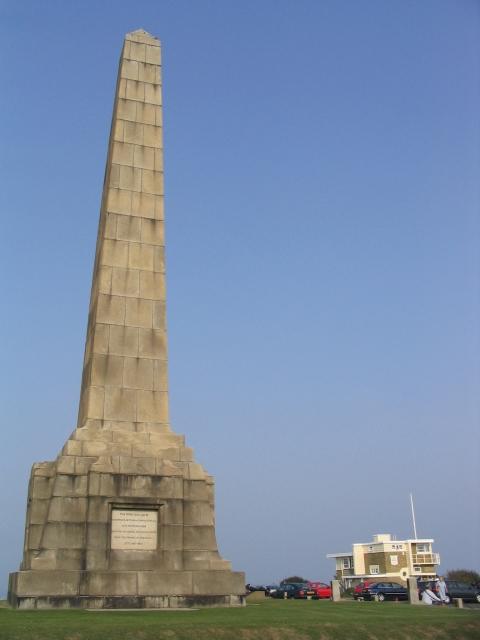 The Dover Patrol Memorial