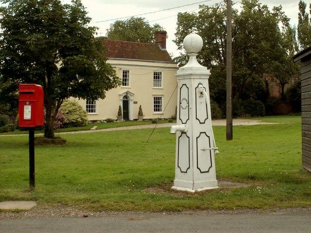 Ridgewell's Village Pump