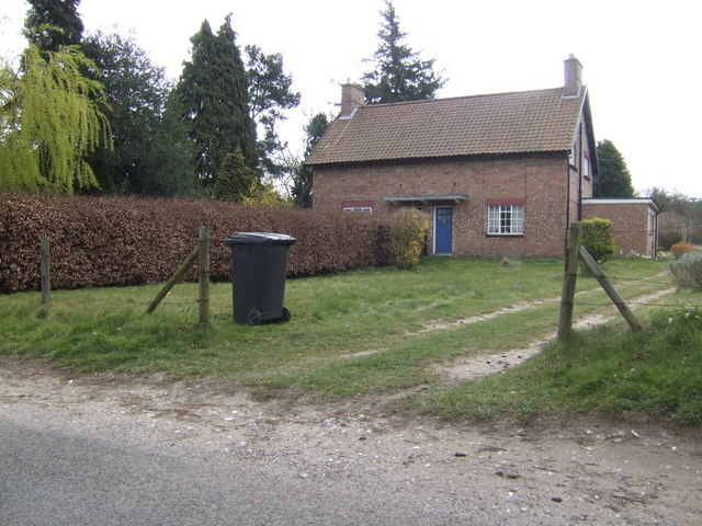 Plain farm cottage, Drymere, Norfolk