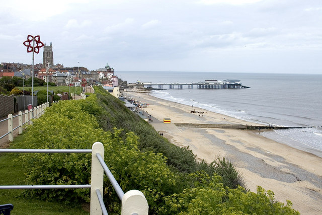 Cromer Pier and Seafront