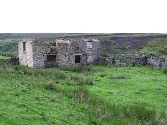 Ruined cottage, Western Meadows (2)
