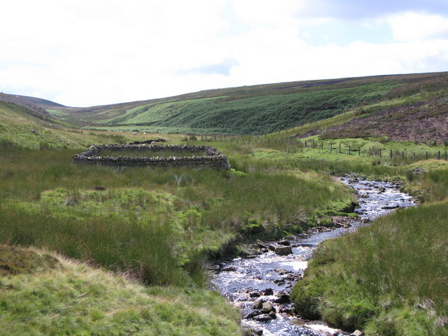 Sheepfold, Western Meadows