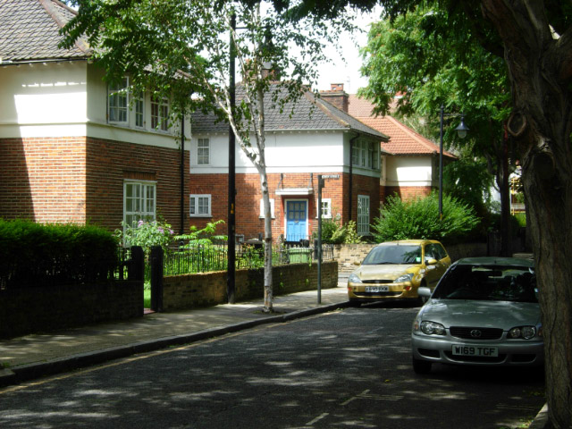Wilson Grove, Bermondsey