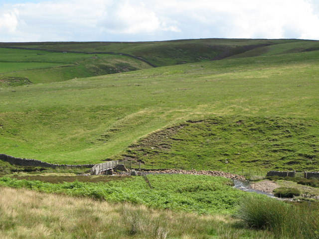The valley of Quickcleugh Burn (2)