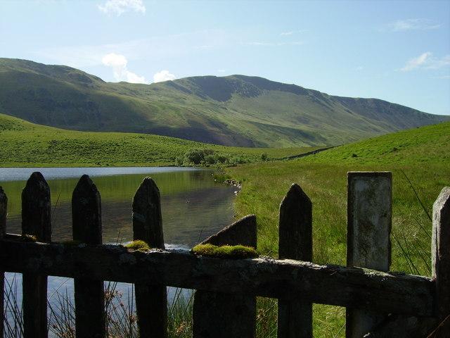 Cregennan Lake