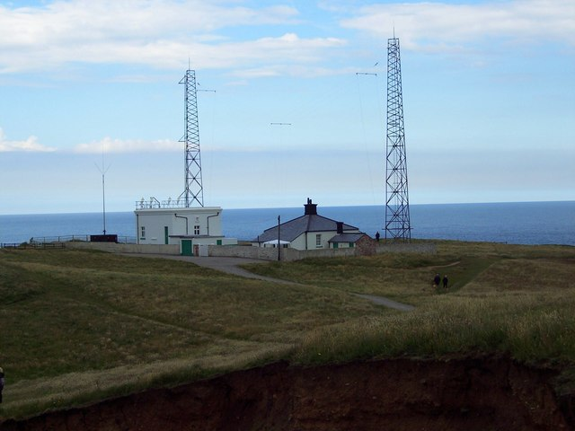 Coastguard Station, Flamborough Head