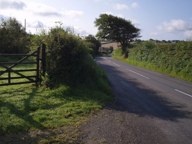 Road to Holsworthy