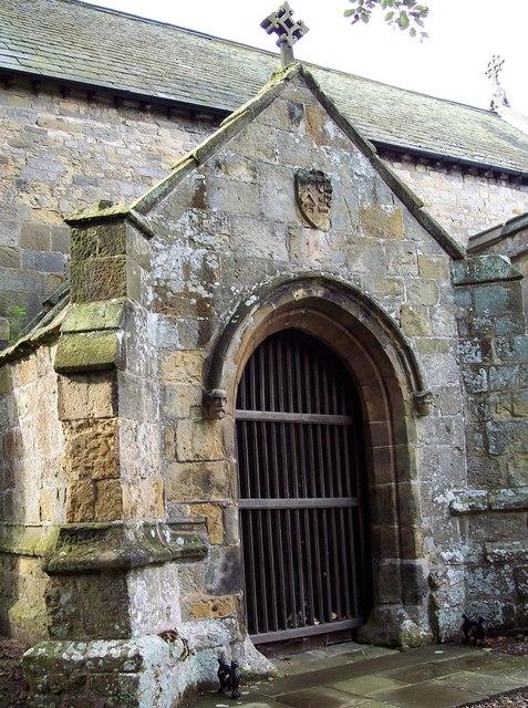 St Nicholas Church - Porch