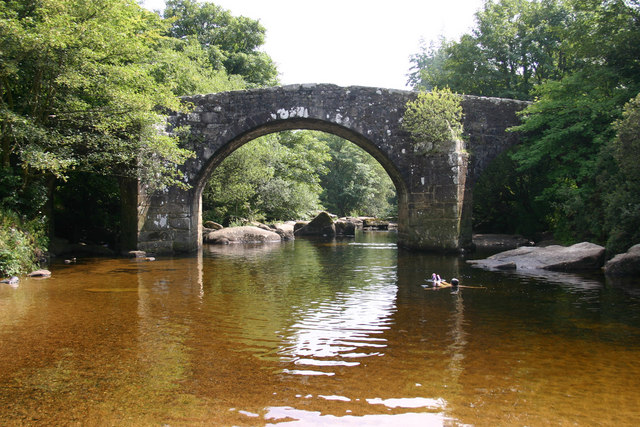 Ponsworthy Bridge