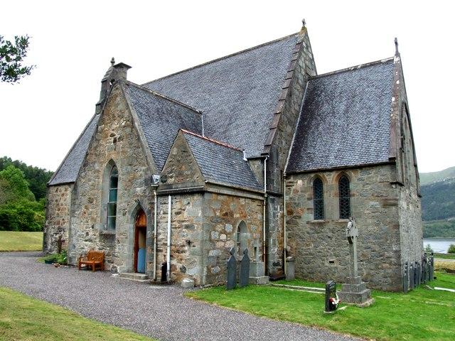 The Church of St John, Ballachulish