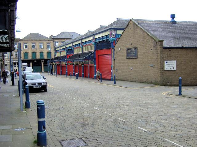 Huddersfield Covered Market
