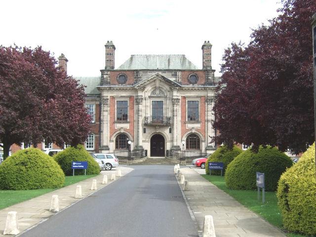Northallerton - North Yorkshire County Hall