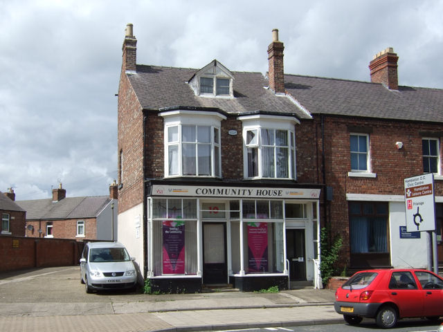 Northallerton - South Parade - VSA
