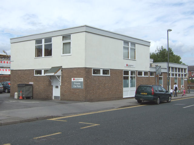 Northallerton - British Red Cross Centre