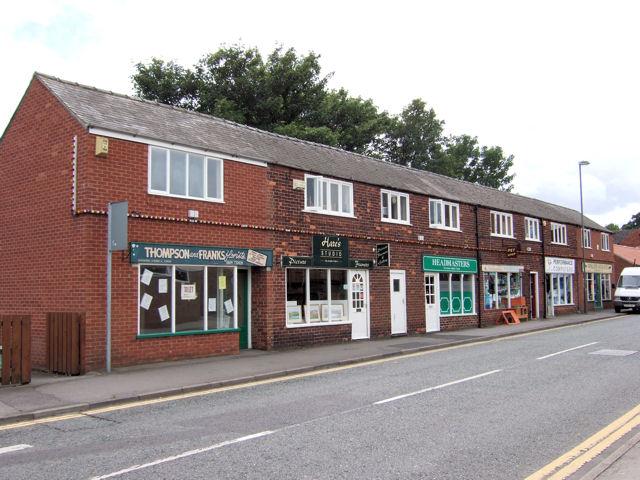 Northallerton - Zetland Street