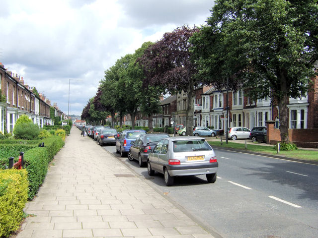 Northallerton - South Parade
