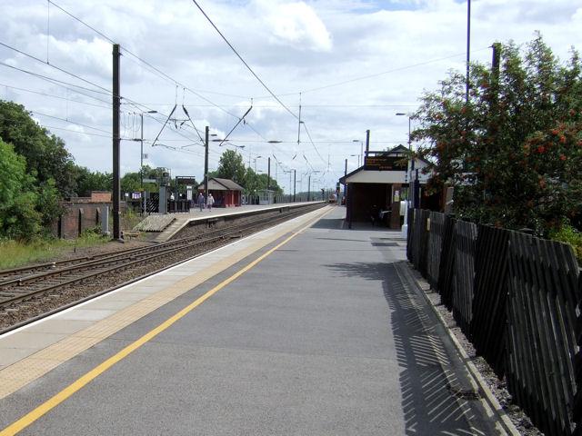 Northallerton Railway Station