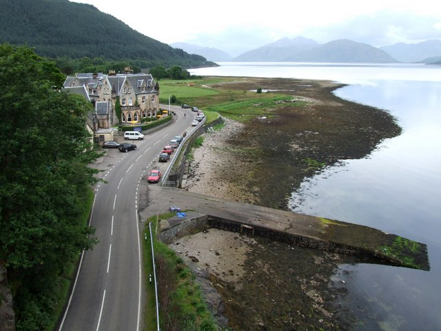 The south shore, Ballachulish