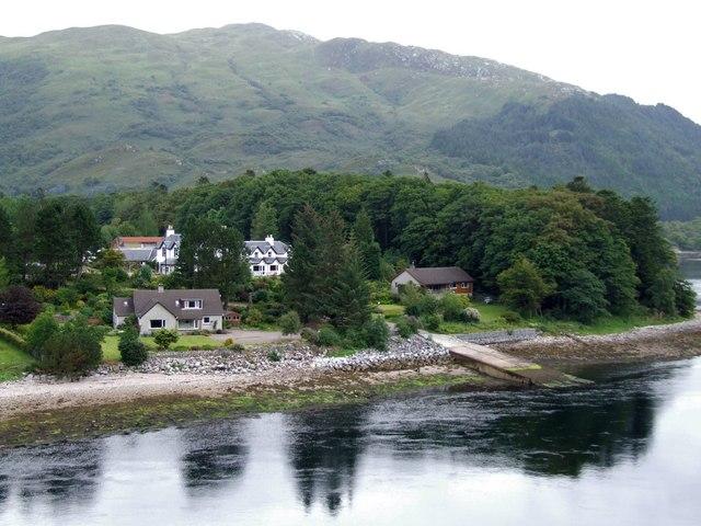 The north shore, Ballachulish