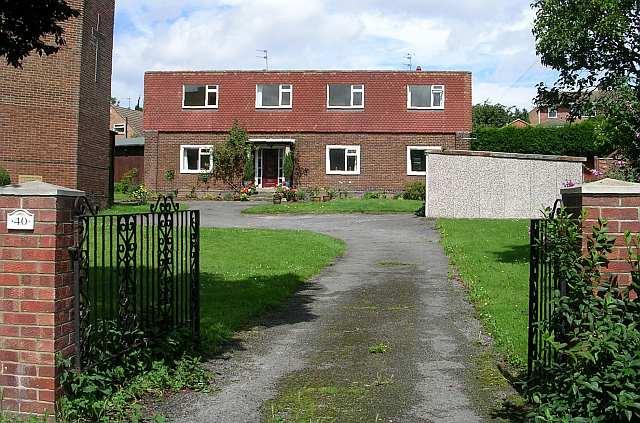 St Mary's Presbytery - Park Lane