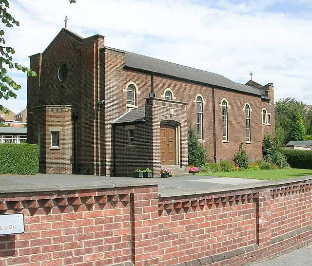 St Mary's Catholic Church - Park Lane