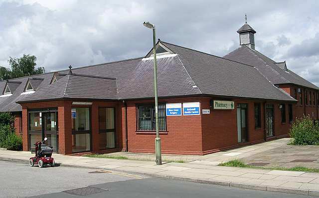Rothwell Health Centre - Commercial Street