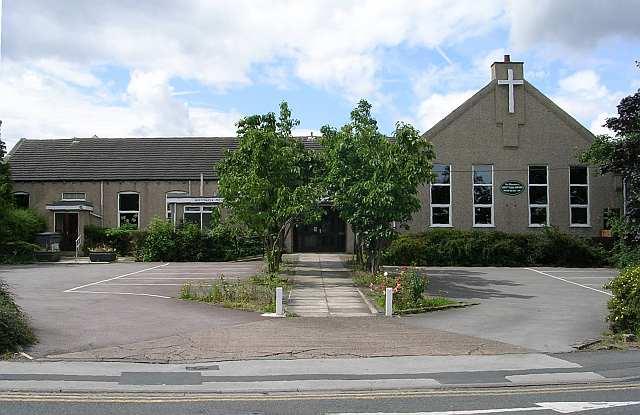 Rothwell Methodist Church - Butcher Hill