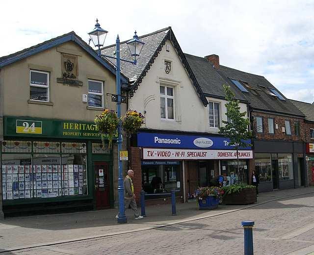 Commercial Street Business Premises