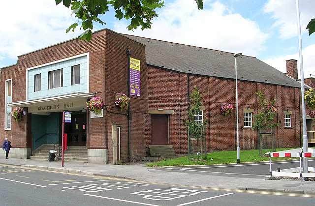 Blackburn Hall - Commercial Street