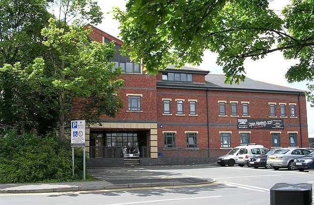 Joseph Priestley College - Marsh Street