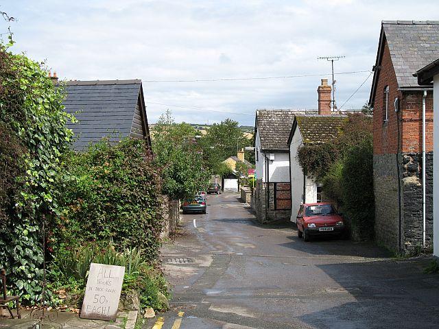 Harpur's Lane