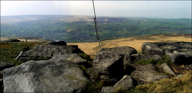 View from Shooters Nab.