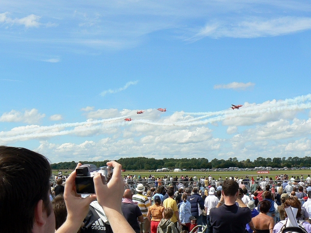 Royal International Air Tattoo, RAF Fairford