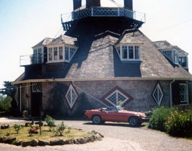 A la Ronde House, Exmouth