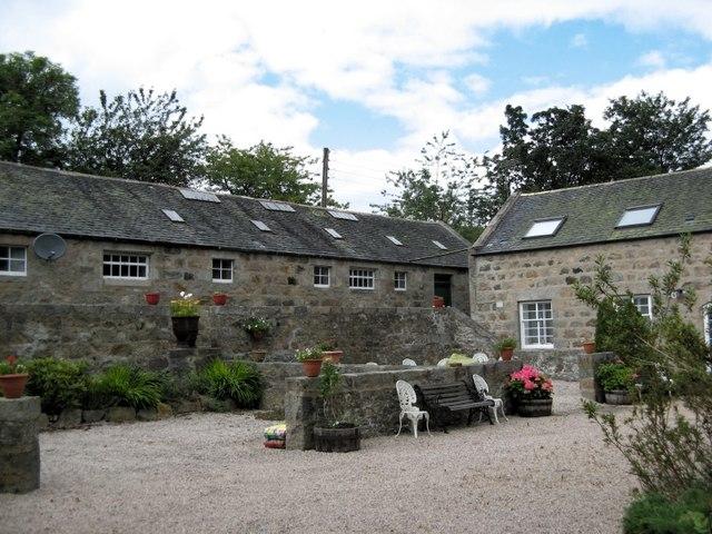 Thainstone Home Farm