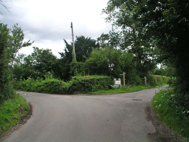 Junction of Cudworth Lane and Green Lane