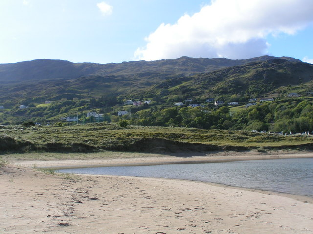 Fintragh Beach NE end