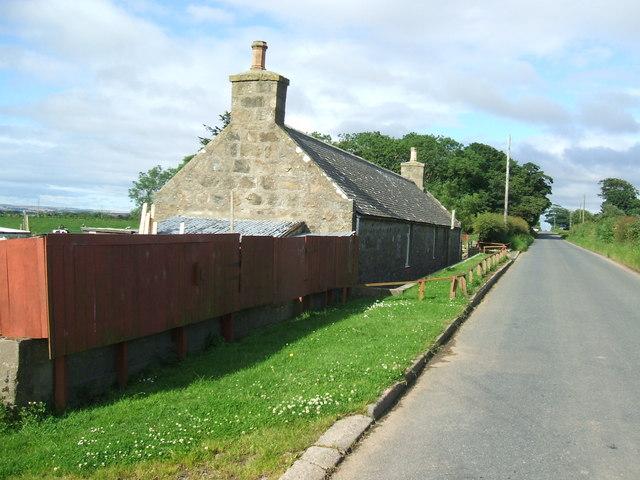 Roadside Cottage at Middleton of Rora