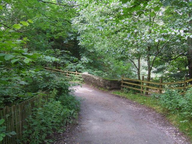 Bridge at Upper Booth
