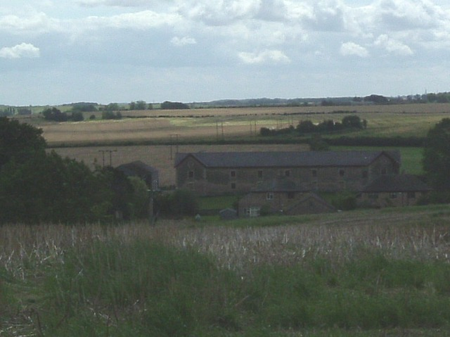 Pickburn and surrounding country