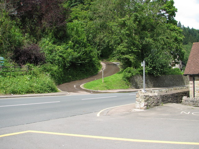 Track to Barbadoes Hill