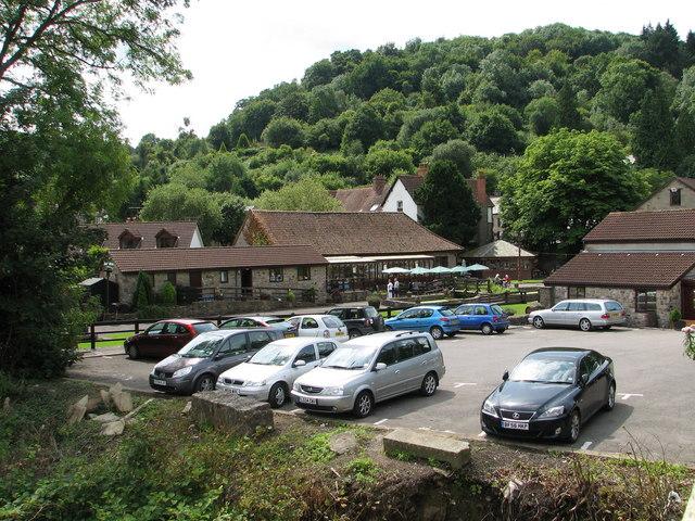 Abbey Mill car park