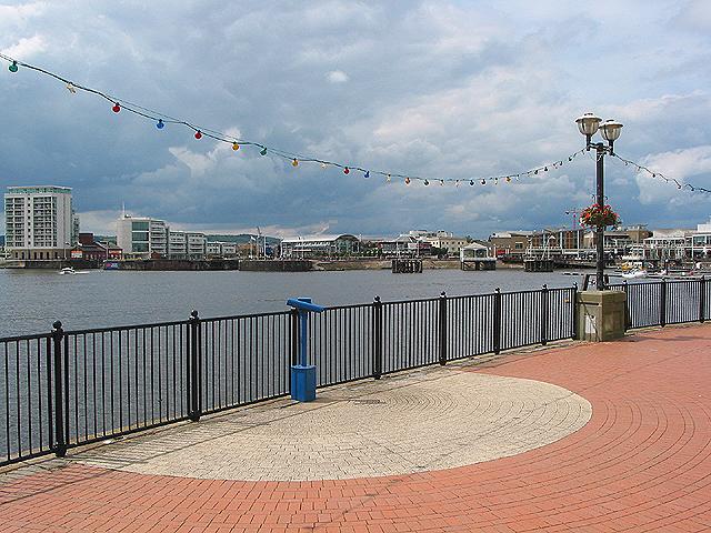 Mermaid Quay, Cardiff Bay