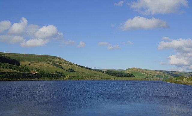 The Woodhead Reservoir