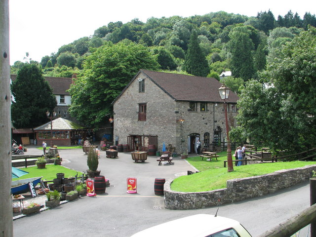Abbey Mill shop