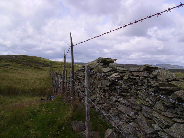 Potter Fell Fence