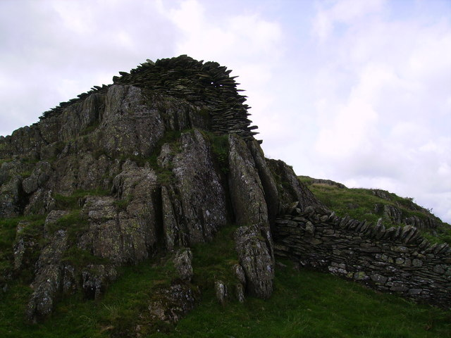 Wall, Ulgraves