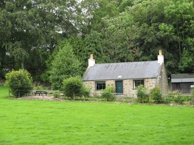 Cottage, Pitmedden Garden