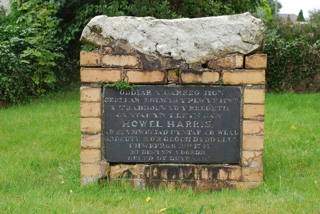 Cofeb Howel Harris Memorial
