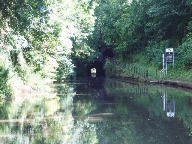 Shrewley Tunnel - Grand Union Canal